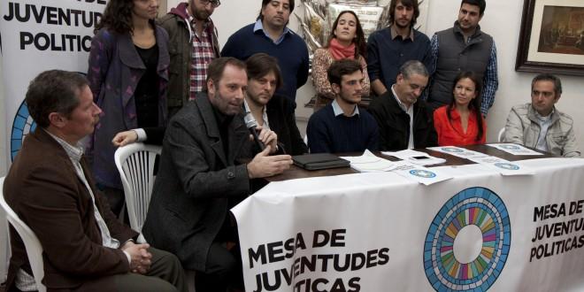 Mesa de Juventudes Políticas contra las adicciones