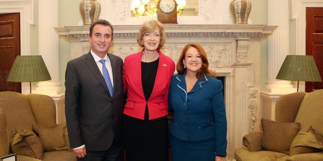 Promueven inversiones en Mendoza en el Reino Unido