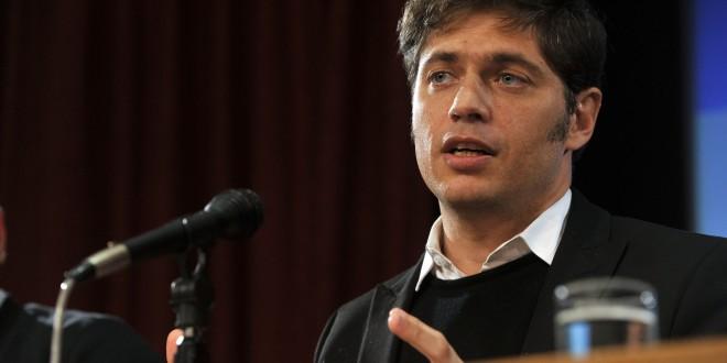"""Kicillof : """"Se van a potenciar las inversiones"""" tras el acuerdo con el Club de París"""