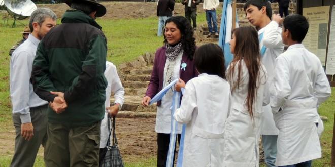 Salta: 66º aniversario del Parque Nacional El Rey
