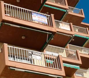 El mercado inmobiliario no se repone