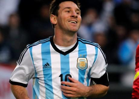 """Lionel Mess """"Vamos a pelear por la Copa"""""""