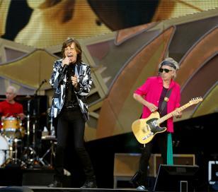 Polémico show de Los Rolling Stones en la capital israelí