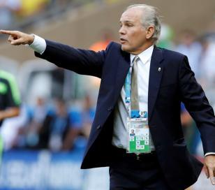 """Sabella: """"Por suerte tenemos un jugador como Messi"""""""