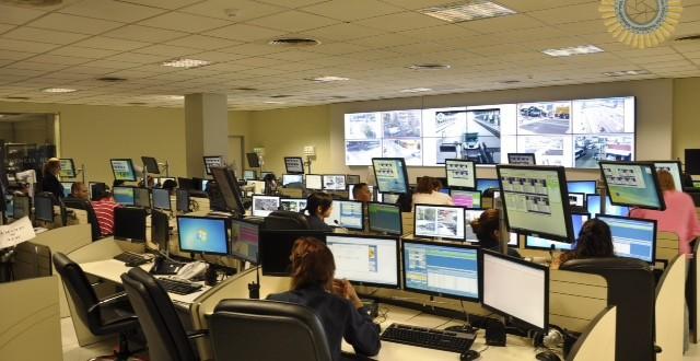 Red electrónica conecta policía y cámara del crimen