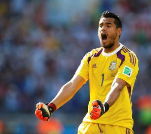 """Romero: """"Messi frotó la lámpara y pudimos ganar"""""""