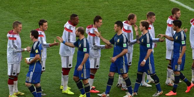 Alemania le ganó 1 a 0 a Argentina y se quedó con la Copa del Mundo