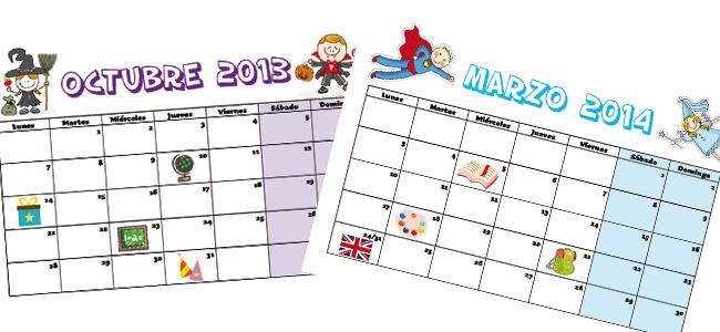 Calendario escolar 2014 en Argentina