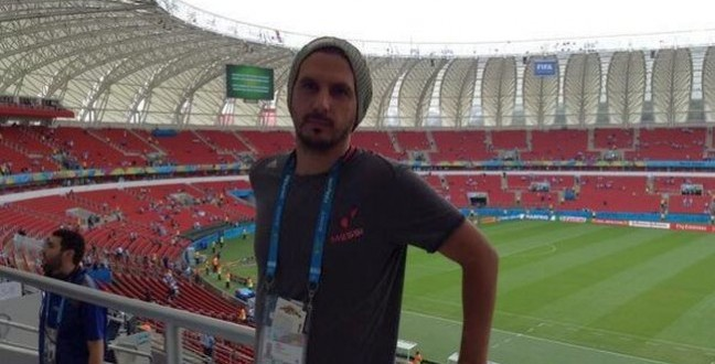 Murió en un accidente un periodista argentino que cubría el Mundial