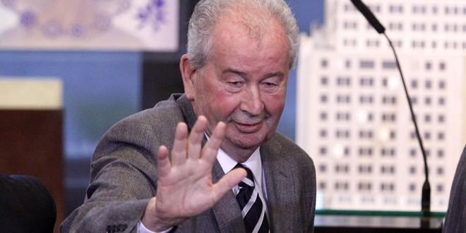 Murió Julio Grondona