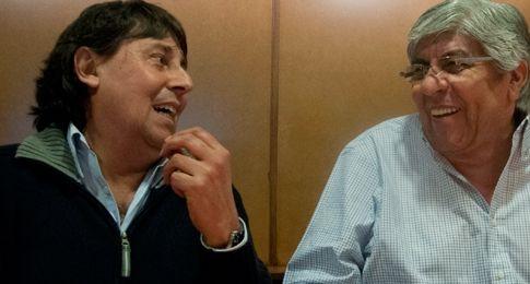 Moyano y Micheli confirmaron el paro nacional de 24hs para agosto