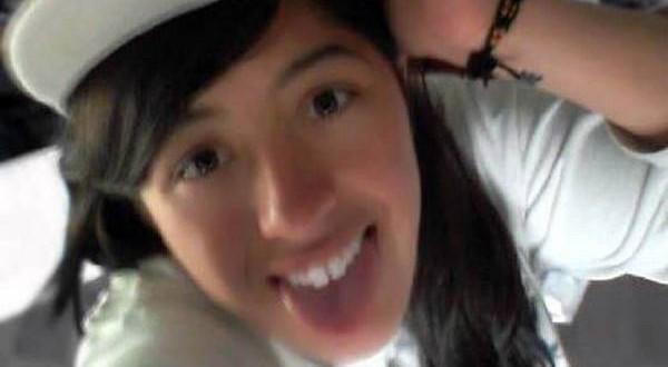 Buscan a Rocío Maciel