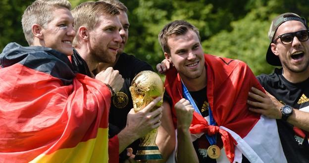 El arma tecnológica secreta que usó Alemania para ganar la Copa del Mundo