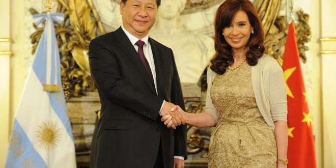 Argentina y la República Popular China firmaron un acuerdo que establece su Asociación Estratégica Integral