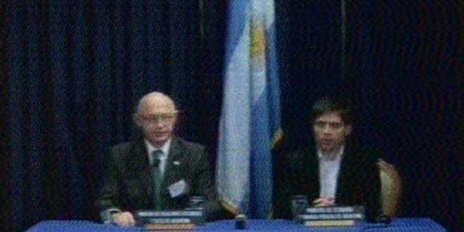 """Cancillería: """"El lobby de los fondos buitre ataca el sistema productivo argentino"""""""