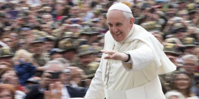 Diez consejos del papa Francisco para lograr la felicidad