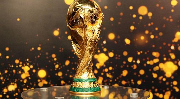 Los alemanes rompieron la Copa del Mundo en el festejo