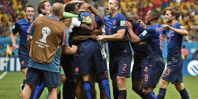 Brasil perdió por goleada con Holanda y terminó cuarto