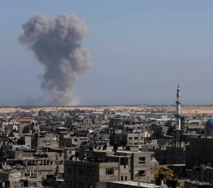Ofensiva israelí contra Hamas.Más de 100 muertos