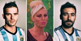 """Vicky Xipolitakis dice que salió con Gago y que él la contactó con el """"Pocho"""""""
