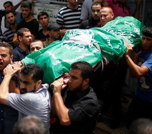 La ofensiva israelí ya dejó más de 170 palestinos muertos