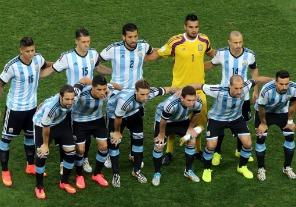 """Capitanich: La Selección de fútbol es un """"orgullo nacional"""""""