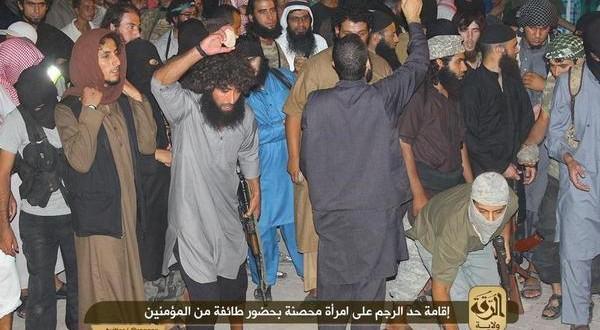 Terroristas del Estado Islámico lapidaron a una mujer en Siria