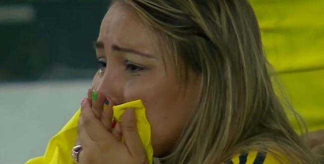 #Mineirazo: Alemania 5 - Brasil 0