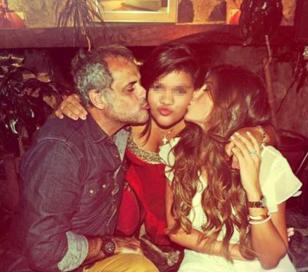 Loly Antoniale y Rial otra vez juntos?