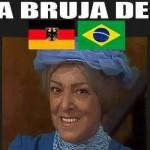 Los mejores afiches con cargadas sobre el partido de Brasil y Alemania