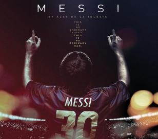 La película de Lio Messi