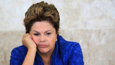"Dilma Rousseff: ""Estou muito, muito triste"""