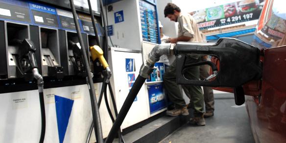 YPF volvió a aumentar sus combustibles