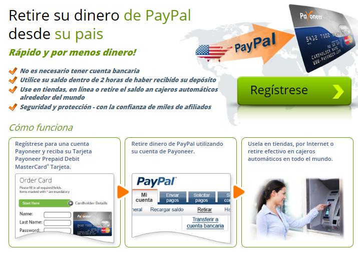 Como retirar dolares de PayPal a una tarjeta de credito Argentina
