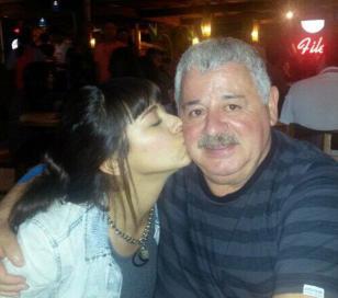 El conductor contó cómo fue el accidente en el que murió la hija de Titi Fernandez