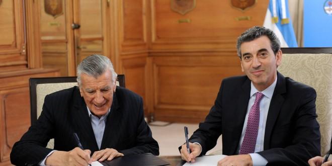 Acordaron renovar las vías de carga que unen San Juan y Mendoza