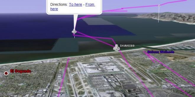 Los mejores sitios para rastrear vuelos en tiemo real