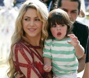 Shakira está otra vez embarazada