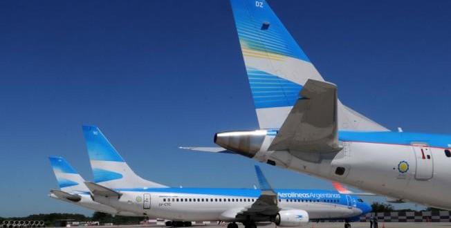 Vuelos especiales de Aerolíneas Argentinas para ver la semifinal