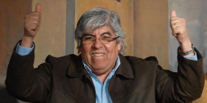 """Moyano: La adhesión al paro será """"total"""""""