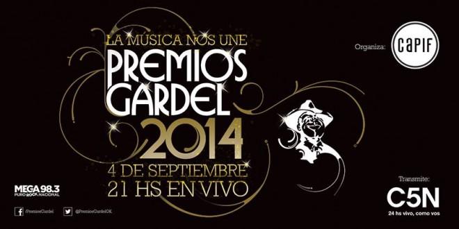 Premios Gardel 2014 > Votá por la #CanciónDelAño!
