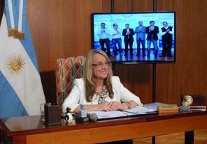 Alicia Kirchner lanzó el anteproyecto de la Ley Federal del Trabajo Social