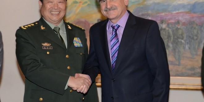 Argentina y China avanzan en materia de Defensa