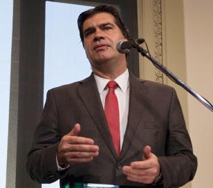 Capitanich minimizó el paro de Moyano y Barrionuevo