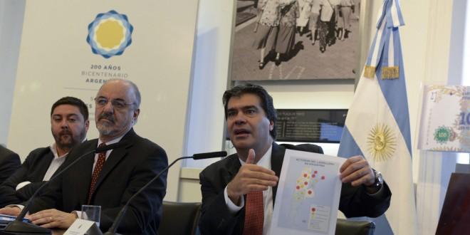 Capitanich y Tomada firmaron un convenio con el sector ladrillero