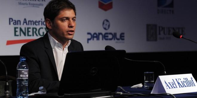Kicillof : El desafío es profundifar la reindustrialización y el desendeudamiento