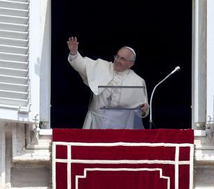 El Papa Francisco se preocupa por lucha contra esclavitud