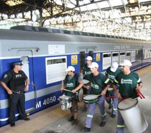 La Unión Ferroviaria no adhiere al paro