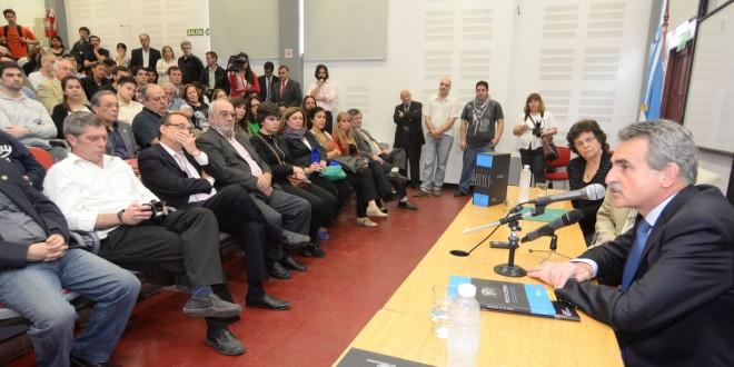 La Universidad Nacional de Luján recibió las actas de la dictadura