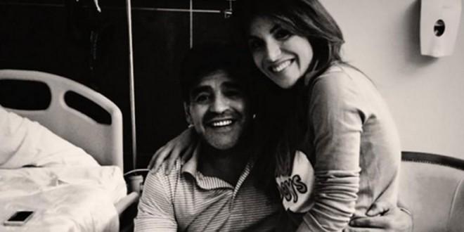 Internaron a Maradona